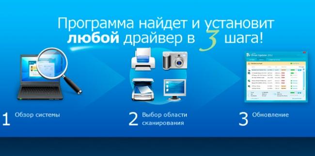 Carambis Driver Updater 2014 v.2.1 русская версия - удобная программа для о