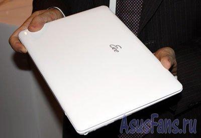 ASUS Eee PC 1008HA Shell скоро в продаже!