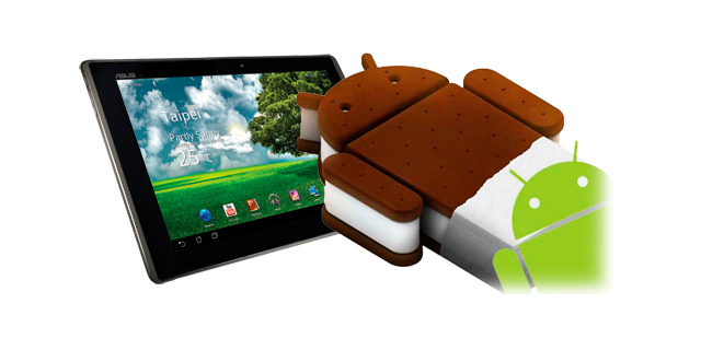 ASUS Eee Pad Transformer обновлен до Android 4.0